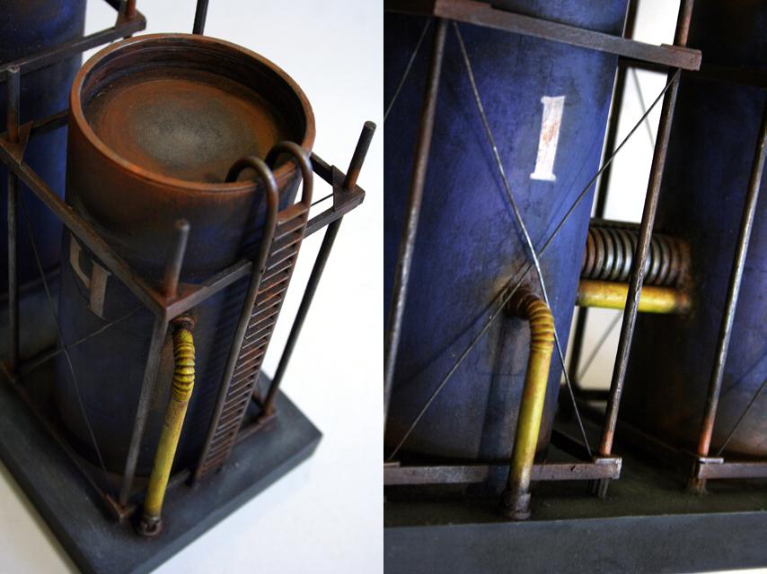 fuel tanks II by ariscene