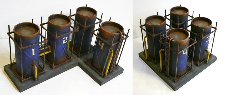 fuel tanks III by ariscene