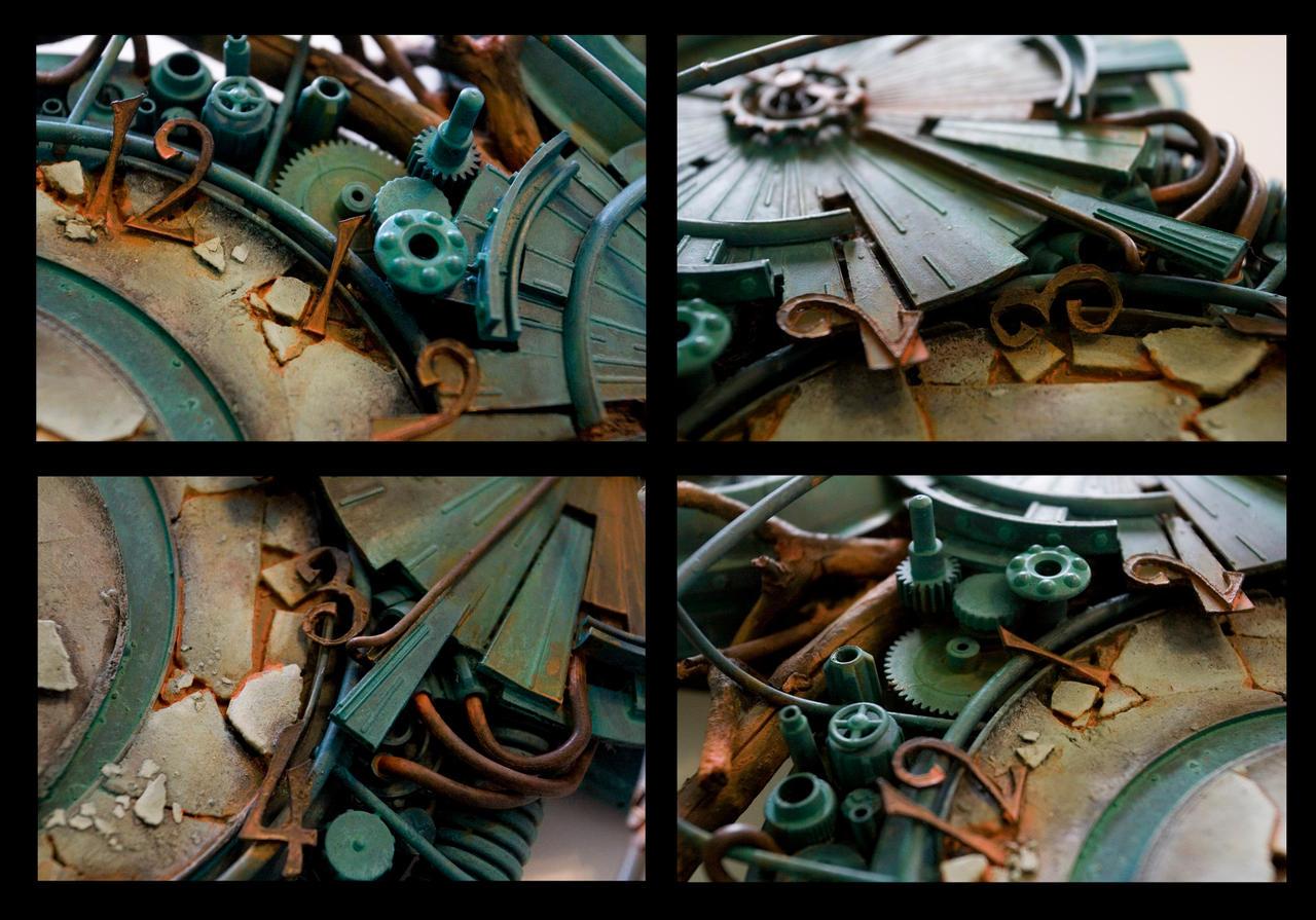 clockwork details by ariscene