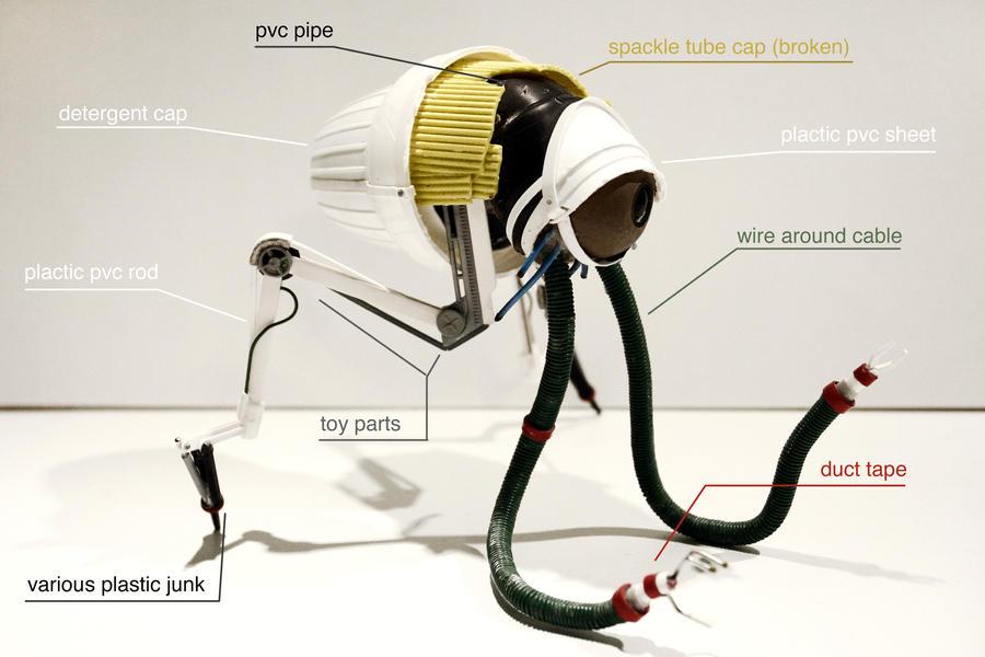 homunculus -unpainted- by ariscene