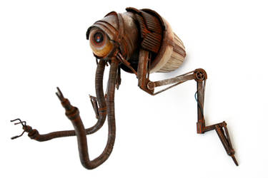 homunculus -or pet cyborg-