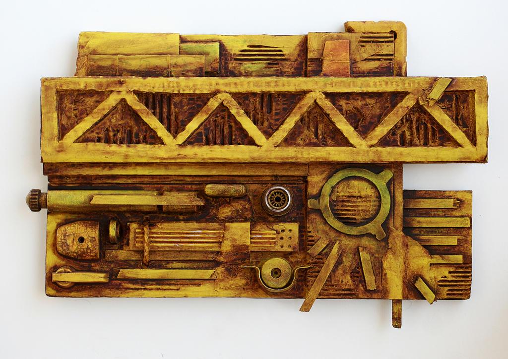 Machine n.1 _the forge_ by ariscene