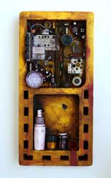 Machine n.3 _dreameater_ by ariscene
