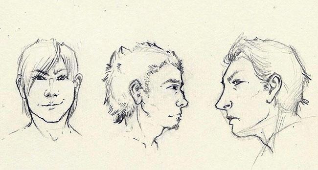 heads by meratocat