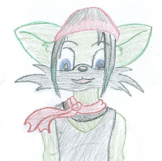 teghan crayon by meratocat