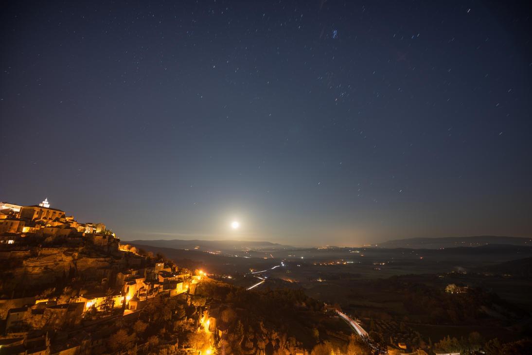 Moon by utsugami