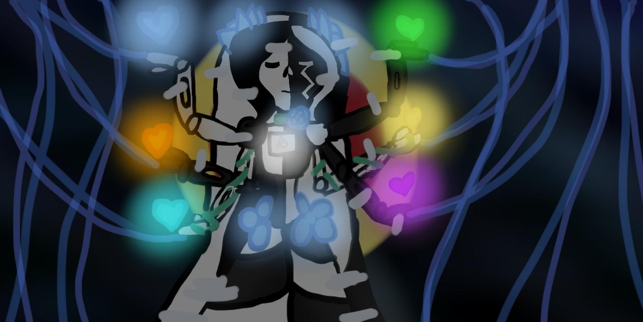 Echo Souls by sherlyprime