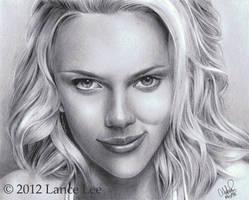 .: Scarlett Johansson :. by akakaaykay