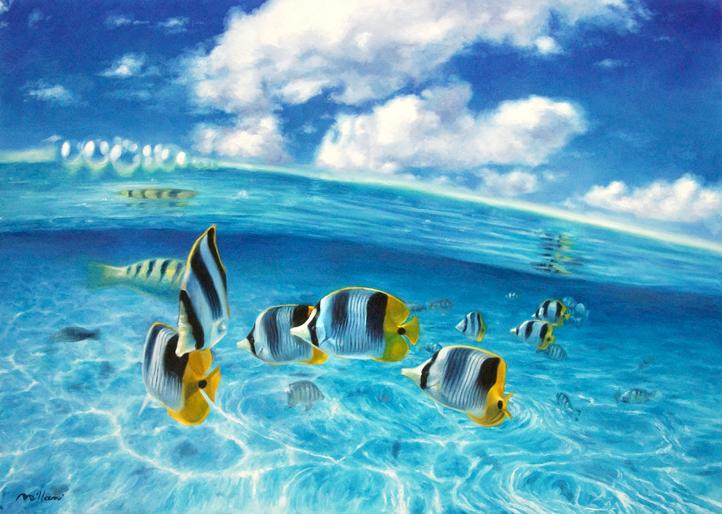 Natural aquarium by fabianoMillani