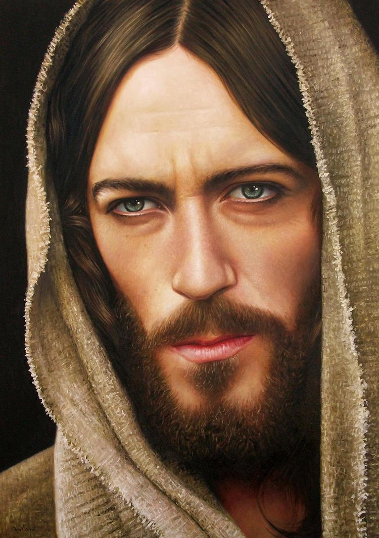Jesus Cristo by fabianoMillani