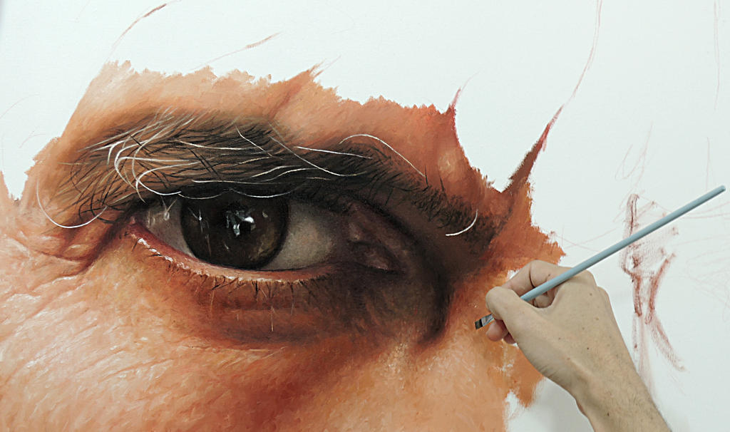 Hyper Realistic Painting by fabianoMillani on DeviantArt