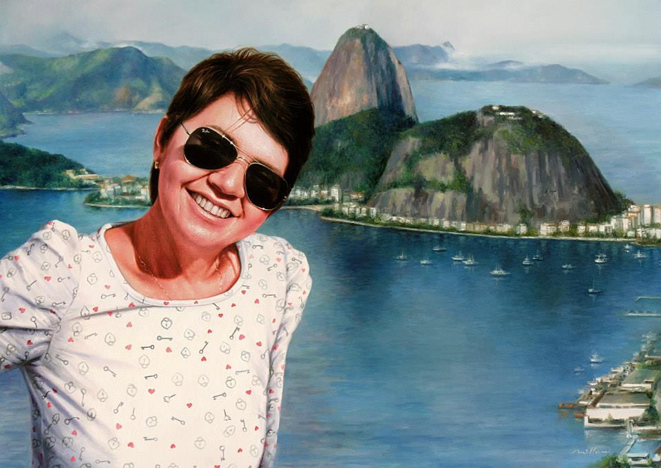 Rio de Janeiro finish by fabianoMillani