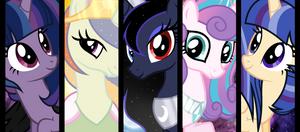 Mlp [Next Gen] The Royal Princesses