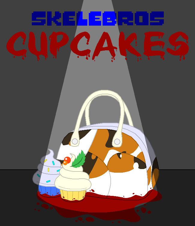 Skelebros Cupcakes - Cover by Yoshachu