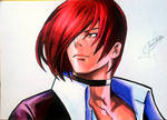 Iori Yagami - The King of Fighters