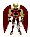 Hawkman (Design Update)