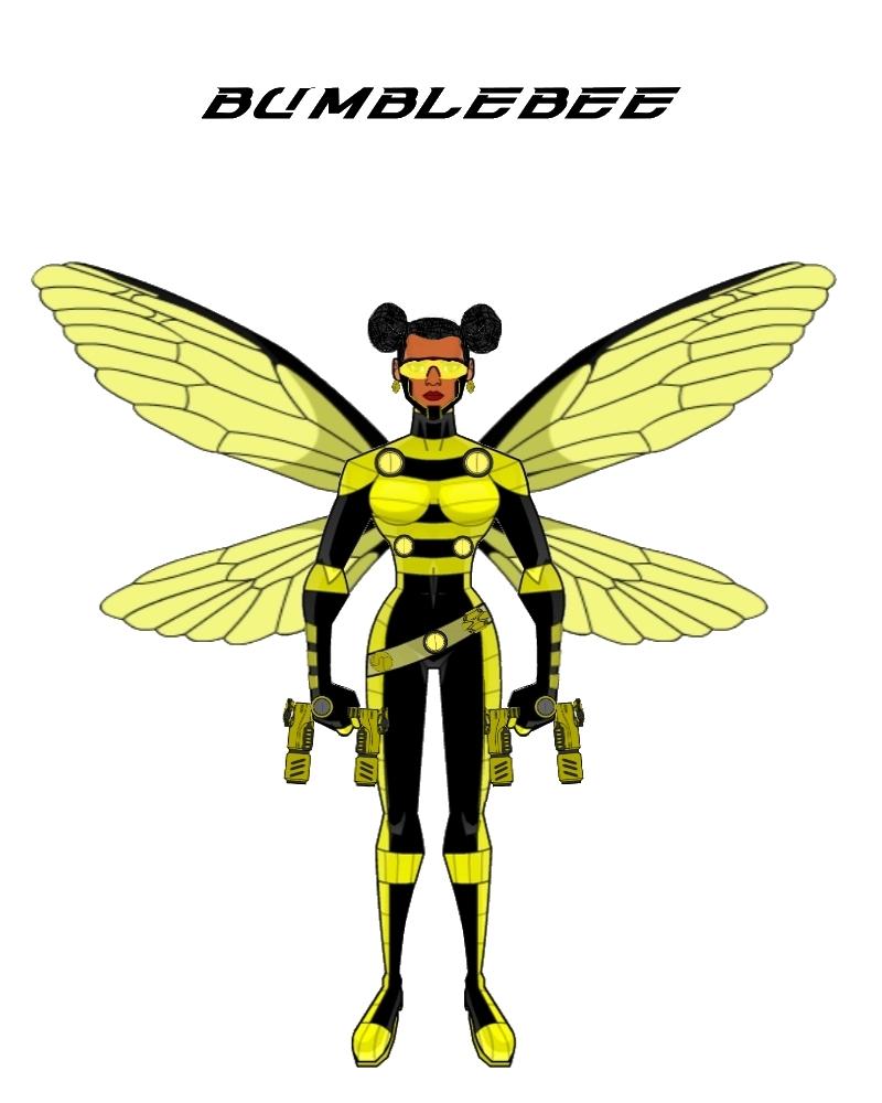 Bumblebee by Eye-of-Ra-X