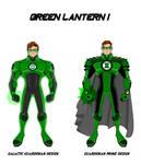 Green Lantern I