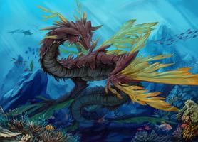 Sea Dragon by nganlong-k