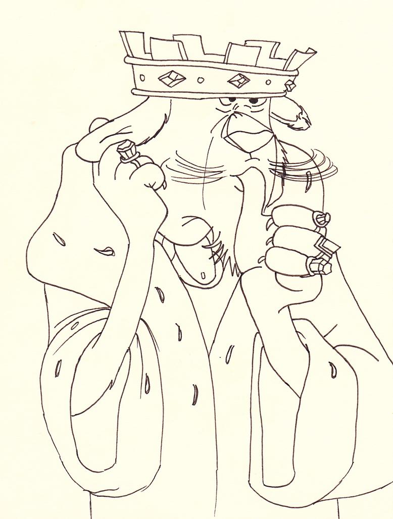 prince jean sketchline