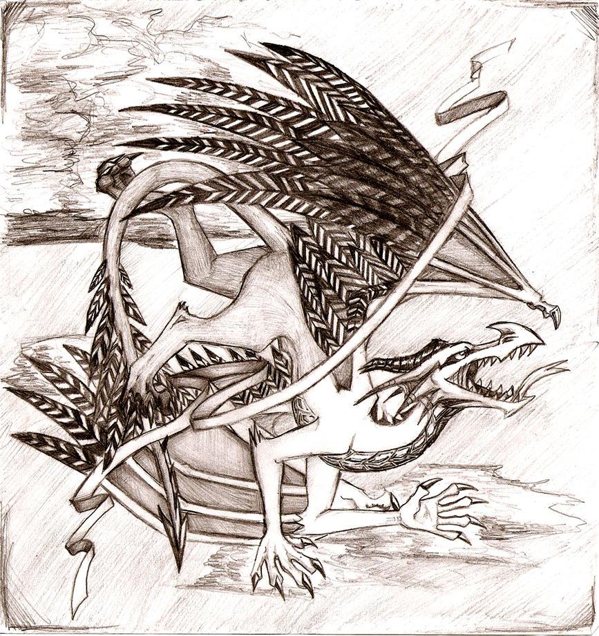 Metamorphosis by reynaruina