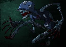 NONfected: Broken by reynaruina