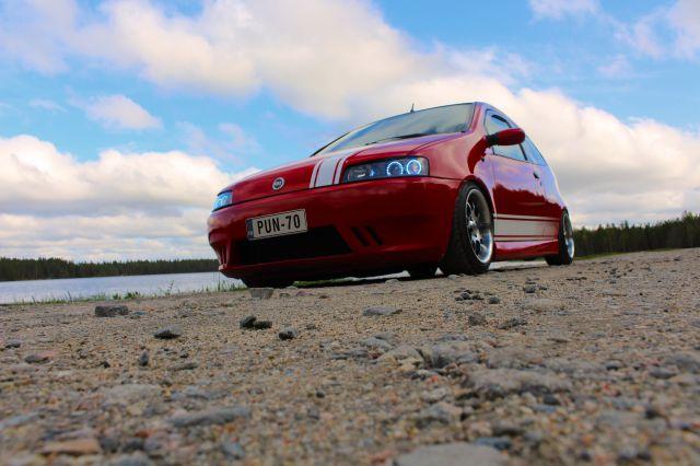 Fiat Punto by jonik1