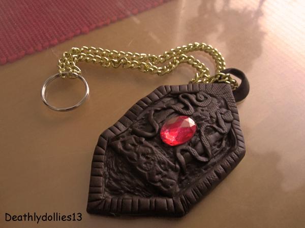 The Heart of Damballa by Deathlydollies13