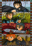 Four Hobbits Of Apocalypse