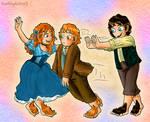 Frodo ships it