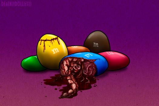 Goretober 1. Candy Gore