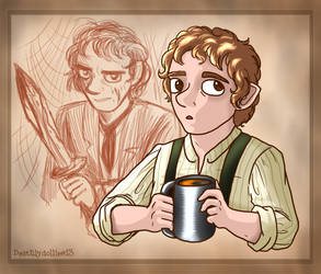 Not the same hobbit