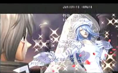 Endrance and Haseo's Wedding