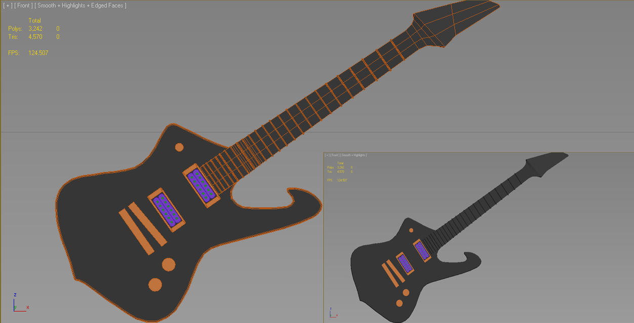 Ibanez Iceman IC300 Update by Nemecys on DeviantArt
