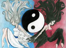 Harmony's Dissonance by InuyoukaiRin