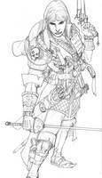 Witch Hunter Pencils