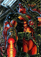 Deadpool ATC Colors by DKuang