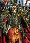 Warrior Priest ATC Colors