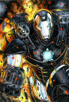 War Machine ATC 2 by DKuang