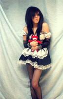 French Maid for Kicks by vampiresugarrush