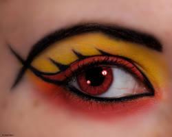 Tiger Eye by Podie611