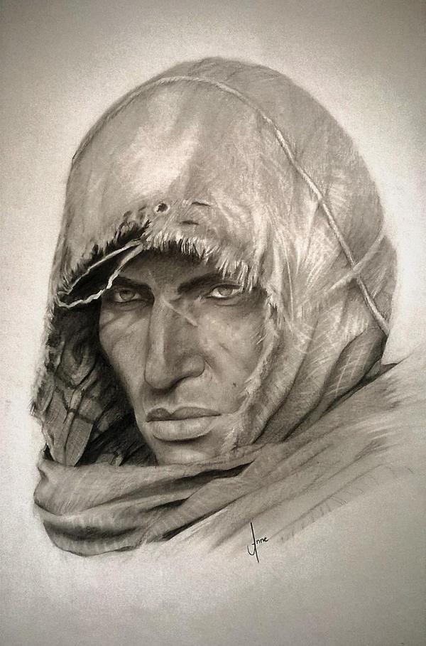 Bayek Assassin S Creed Origins By Ennankh On Deviantart