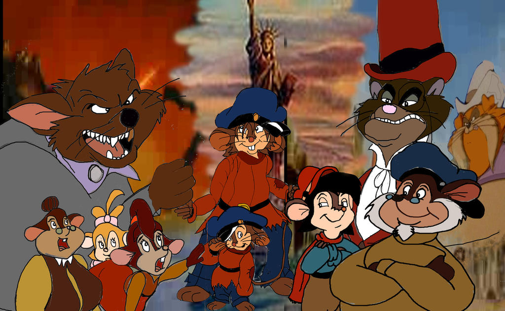an american tail 5 by thebmeister on deviantart
