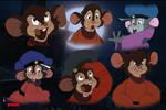 The Many Faces of Fievel