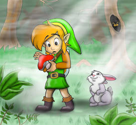 LOZ - A Link to the Past favourites by ErintheMaleficent on