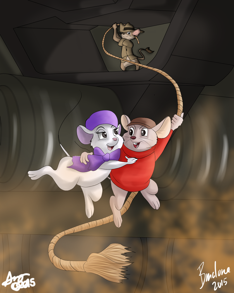 Under the Truck [Collab] by The-B-Meister