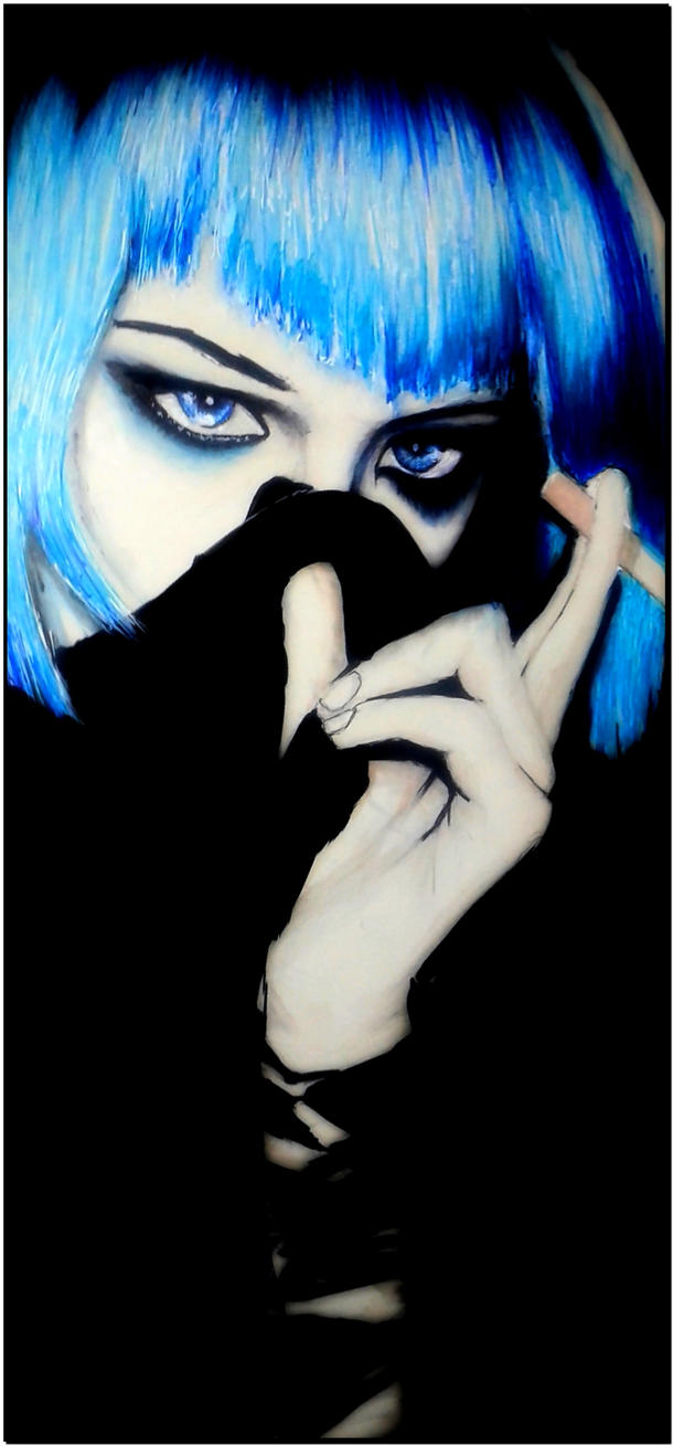 Alice Glass II - Crime wave Cont. by wolfnsheepzclothn