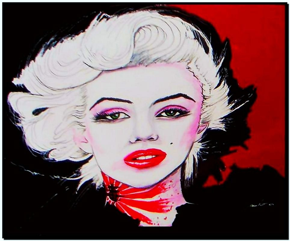 Kamikaze Monroe by wolfnsheepzclothn