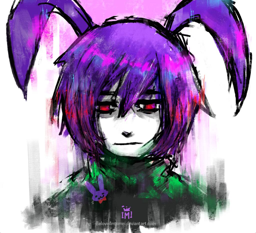 Kid Bonnie by SirMei