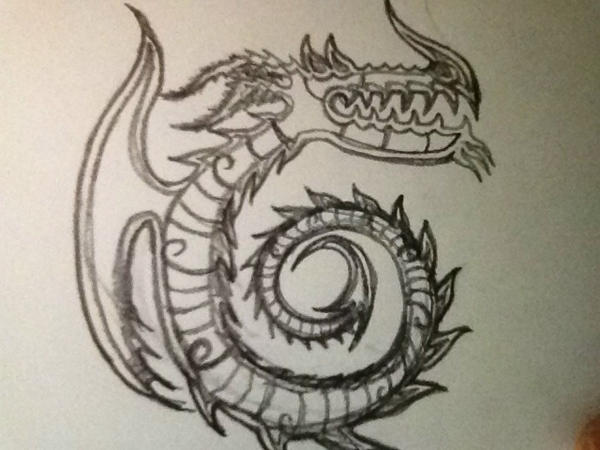 The Book Of Dragons Symbol By Dragonnerd906 On Deviantart